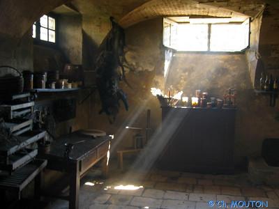 Le Ferte St Aubin Chateau 18 C-Mouton