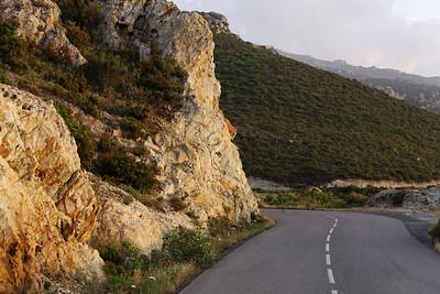 Fin de journée dans le désert des Agriates (Corse - Balagne)
