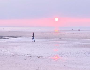 """""""plage"""" """"deauville"""" """"coucher de soleil"""" """"sunset"""""""