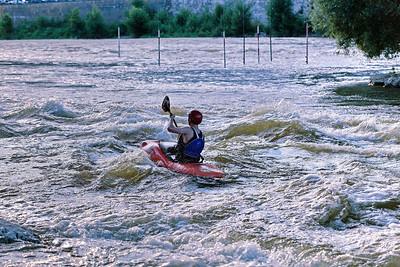 Canoe, Loire