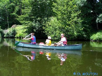 Canoe 026 C-Mouton
