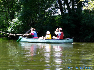 Canoe 021 C-Mouton