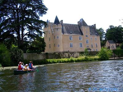Canoe 022 C-Mouton