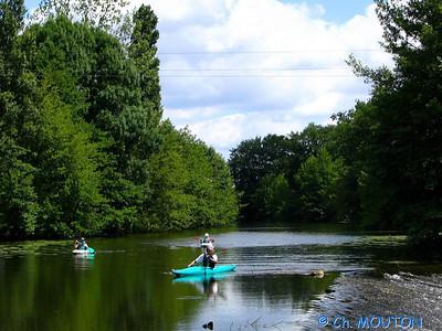 Canoe 018 C-Mouton