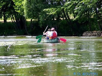 Canoe 015 C-Mouton
