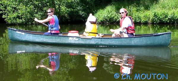 Canoe 025 C-Mouton