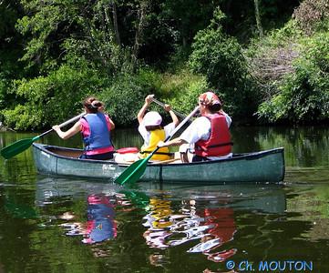 Canoe 013 C-Mouton