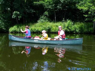 Canoe 024 C-Mouton