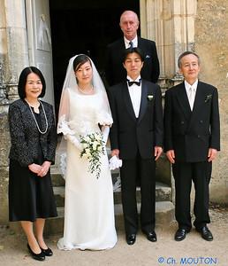 Mariage japonais La Verrerie 3159 C-Mouton