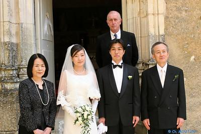 Mariage japonais La Verrerie 3157 C-Mouton
