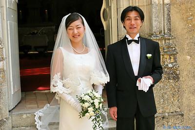 Mariage japonais La Verrerie 3156 C-Mouton