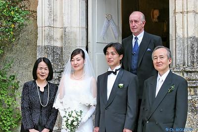 Mariage japonais La Verrerie 3162 C-Mouton