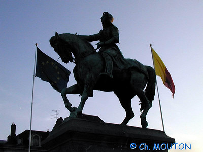 Jeanne d'Arc 21 C-Mouton