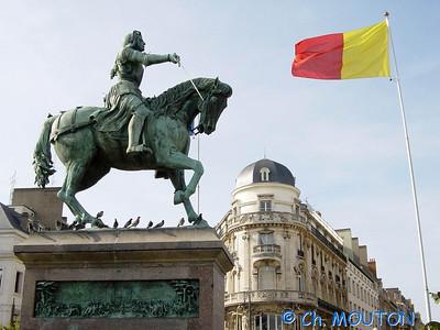 Jeanne d'Arc 14 C-Mouton