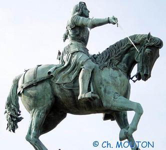 Jeanne d'Arc 16 C-Mouton