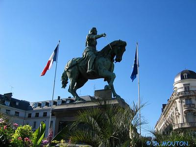 Jeanne d'Arc 12 C-Mouton