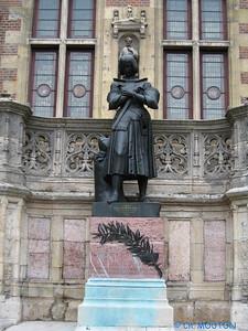 Jeanne d'Arc 3 C-Mouton