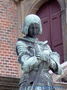 Jeanne d'Arc 13 C-Mouton