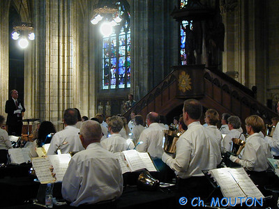 Concert clochettes cathedrale Orleans 1010040 C-Mouton