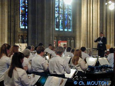 Concert clochettes cathedrale Orleans 1010022 C-Mouton