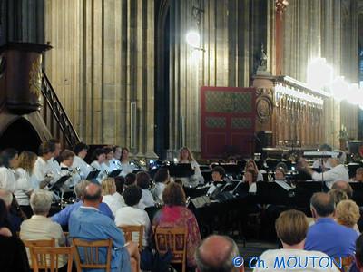 Concert clochettes cathedrale Orleans 1010032 C-Mouton