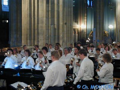 Concert clochettes cathedrale Orleans 1010036 C-Mouton