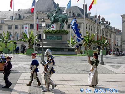Fetes de J d'Arc 2003 Orleans 19 C-Mouton