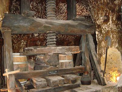 Caves Bredif à Rochecorbon 00 C-Mouton