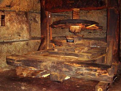 Caves Bredif à Rochecorbon 06 C-Mouton