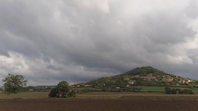 La Bégude-de-Mazenc, en Drôme provençale