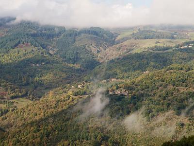 Dans les environs de Saint-Pierreville - Ardèche 2013