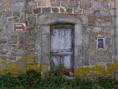 Grange Madame, près du col de l'Arénier
