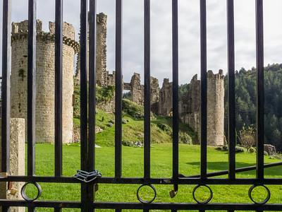 Le château de Boulogne - Saint-Michel de Boulogne