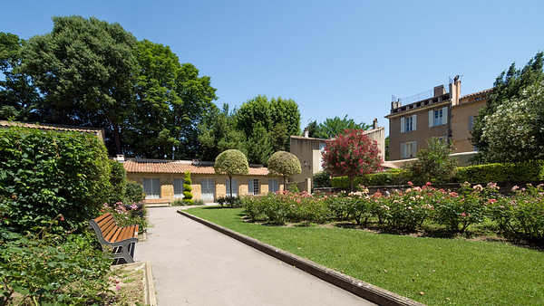 Jardins du Pavillon Vendôme