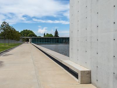Le Centre d'Art conçu par Tadao Ando