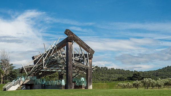 Frank Gehry : le pavillon de musique