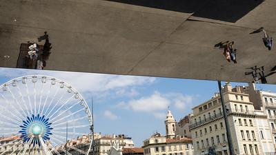Marseille - La grande roue