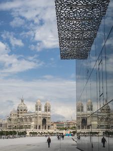 La cathédrale et le Mucem