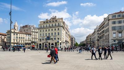 Marseille - La Canebière