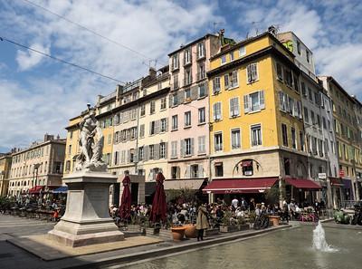 Marseille - Cours Honoré d'Estienne d'Orves
