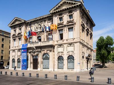 Marseille - L'Hôtel de ville