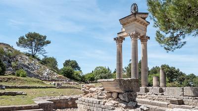 Site archéologique de Glanum (Saint-Rémy de Provence)