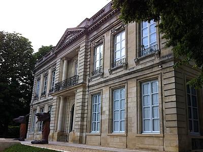 Institut Culturel Bernard Magrez - Château Labottière à Bordeaux