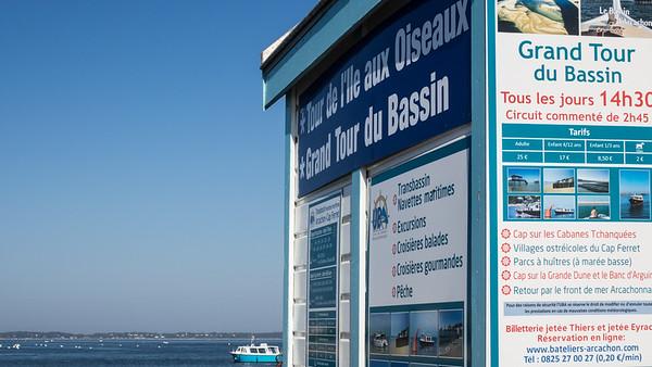 Invitation à la découverte du Bassin