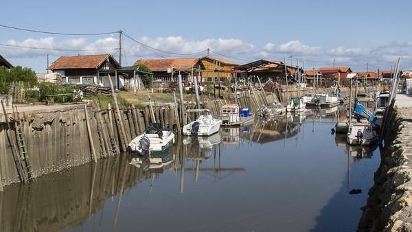 Huîtres et moules, spécialités du Bassin