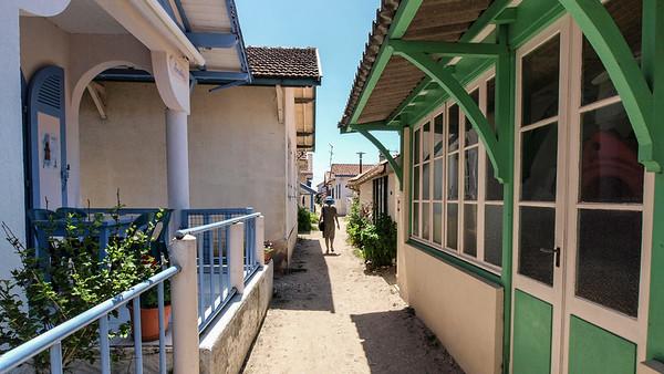 L'Herbier, village ostréicole
