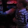 Everett takes a vocal solo