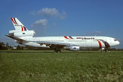 Air Liberte McDonnell Douglas DC-10-30 F-GPVE (msn 46981) ORY (Jacques Guillem). Image: 932282.