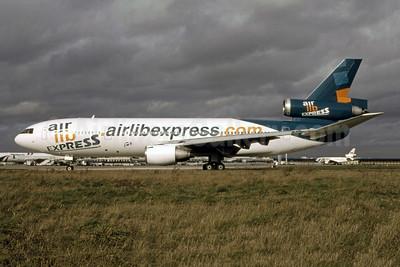 Air Lib Express (Air Liberte) (airlibexpress.com) McDonnell Douglas DC-10-30 F-GPVA (msn 47956) ORY (Jacques Guillem). 949544.