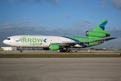 Arrow Cargo (3rd) McDonnell Douglas DC-10-30 (F) N526MD (msn 46998) MIA (Bruce Drum). Image: 100319.